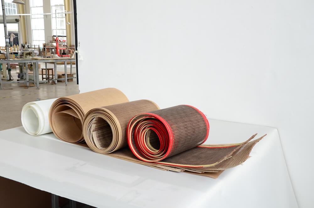 Teflon PTFE fiberglass fabric